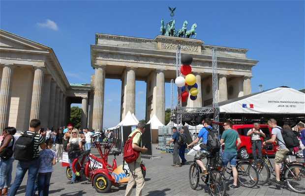 Deutsch Französischen Volksfest
