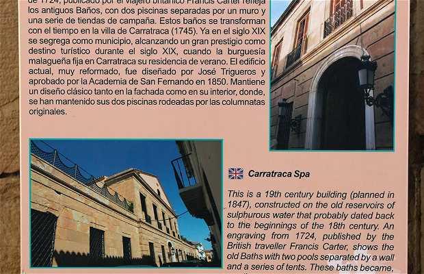 Balneario Fuente Villa Padierna