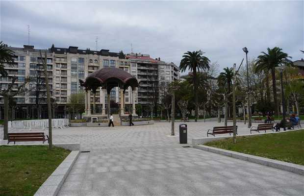 Park in Santurtzi