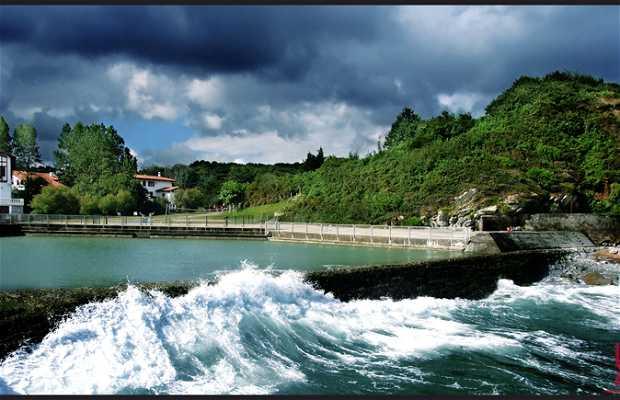 The Bay of San Juan de la Luz