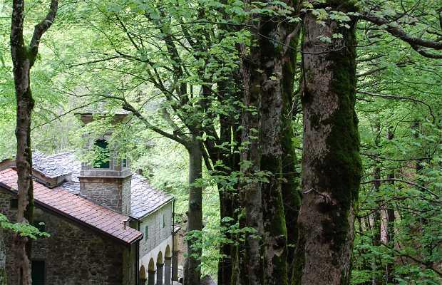 Sanctuaire Madonne de Faggio