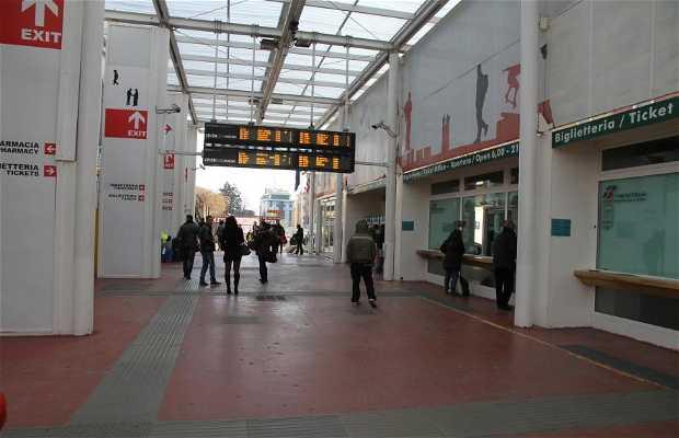 Estación ferroviaria de Parma