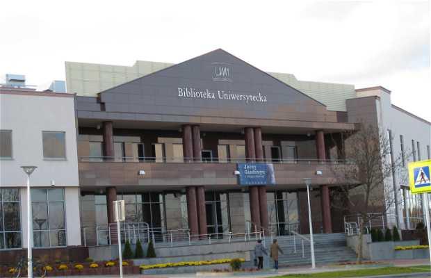 Nueva biblioteca de Kortowo