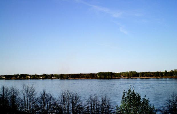 Le quai de Volga