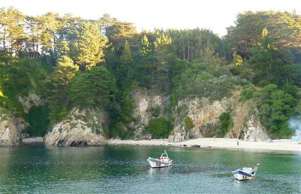 Spiaggia Ramuntcho