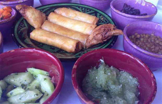Restaurante la tanjia