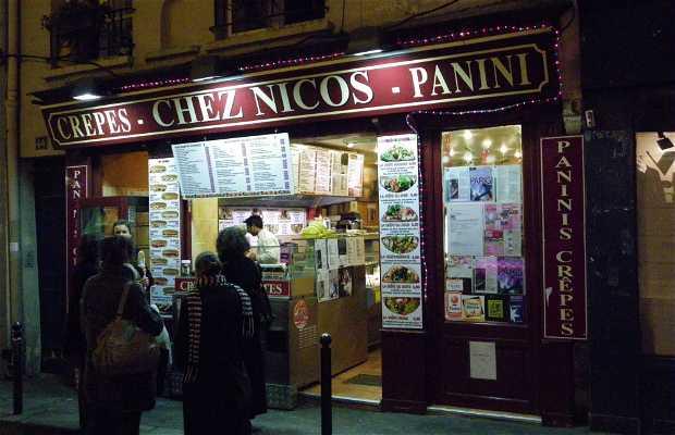 Chez Nico, Parigi