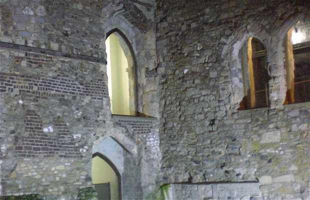 Palacio del Obispo de Winchester