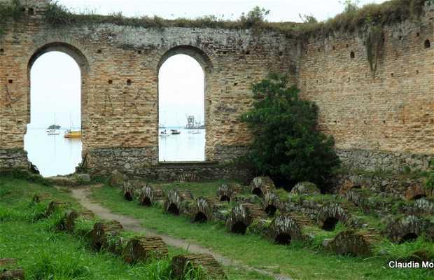 Ruínas do Casarão dos Macedo