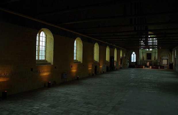 Salle des malades Hôtel Dieu