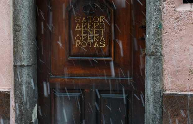 Porta Palindrome