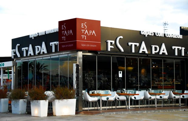 Restaurante ESTAPATI