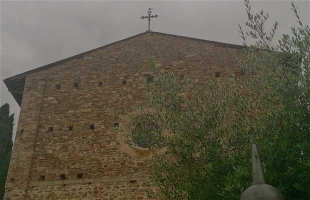 Iglesia de Santa maria di Ricoborli