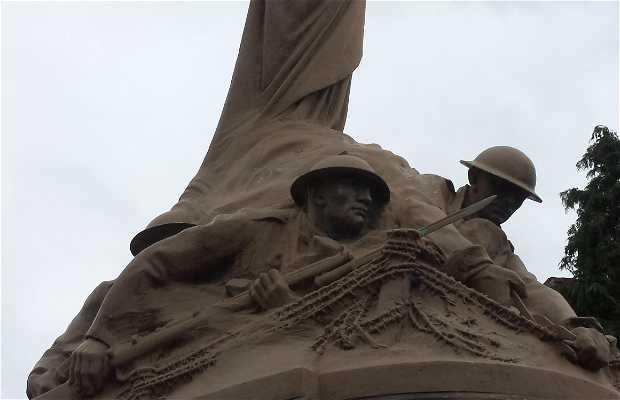 La Virgen María y los Cáidos en las Guerras