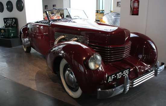 Museu Automobilístico