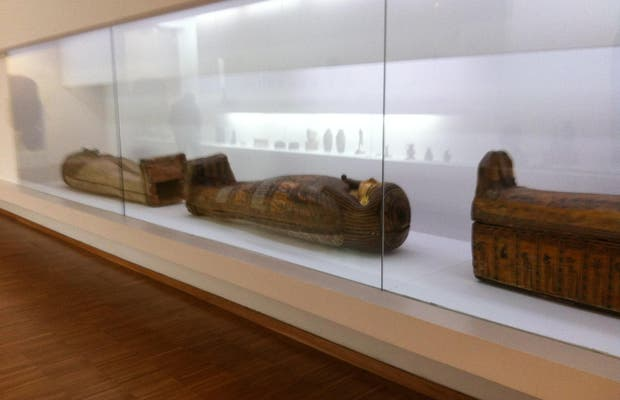 Salle d'Egyptologie