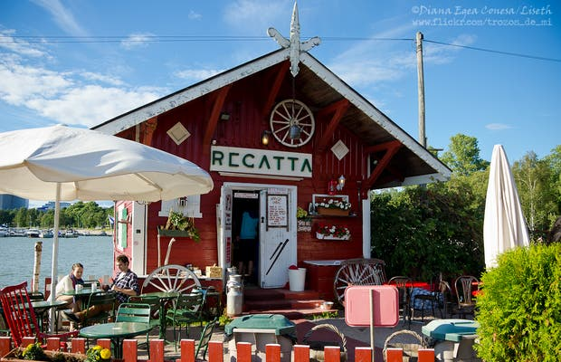 Cafe Regatta