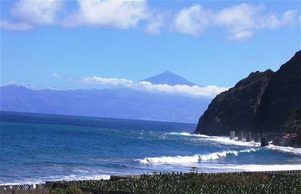 Spiaggia Santa Catalina a Hermigua