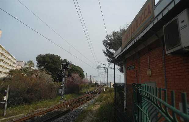 Gare SNCF de Cannes-la Bocca