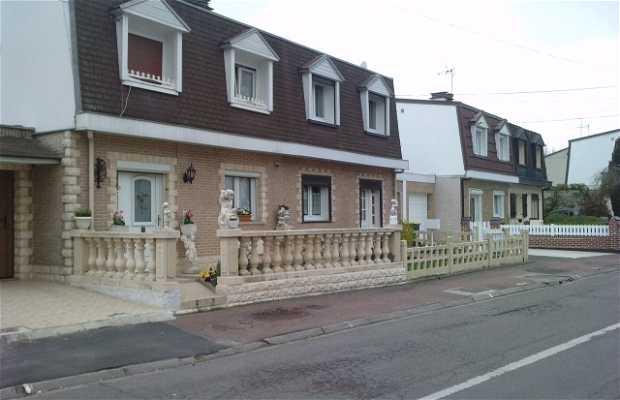 Rue Salvador Allende