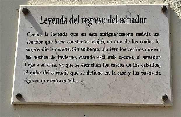 Leyendas del Barrio Antiguo