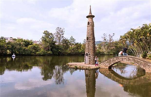 Lago dos Pedalinhos