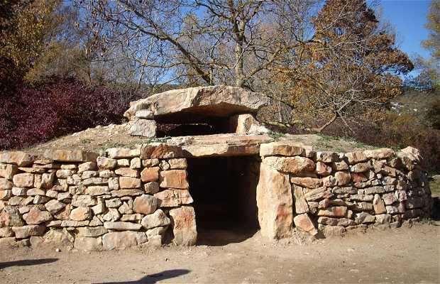Sitio prehistorico de Quinson, Quinson, Francia