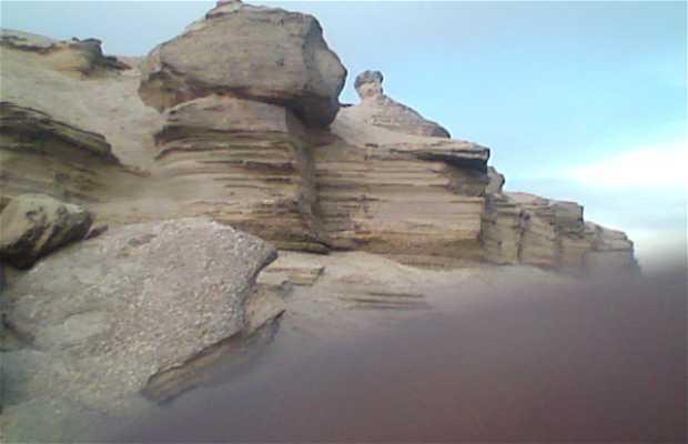 Praia La Rinconada