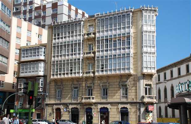Salorio House