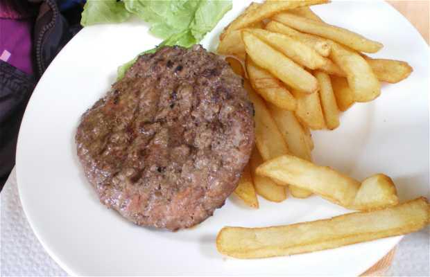des Bains Restaurant