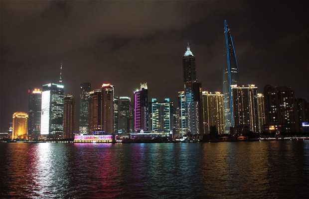 Visita Nocturna del Pudong