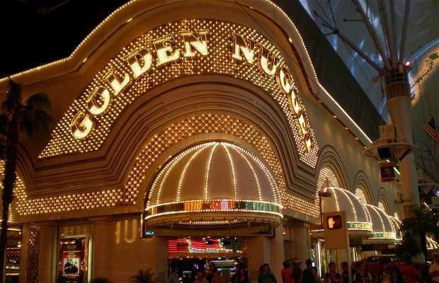 Il casinò Golden Nugget di Las Vegas