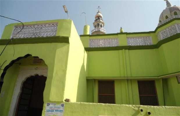 Pequena mezquita de Mandawa
