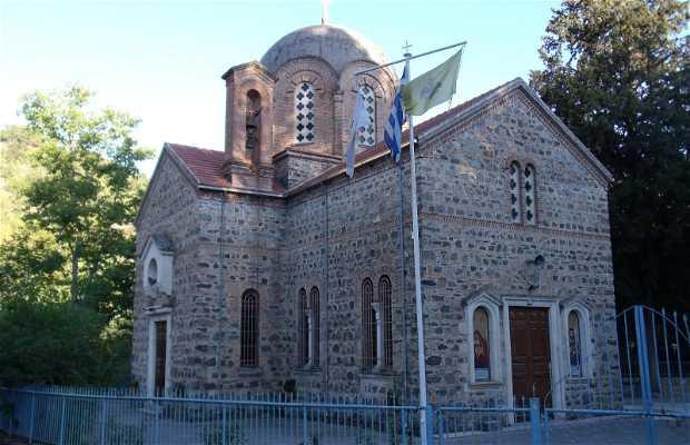 Iglesia Nuestra Señora de Potamitissa