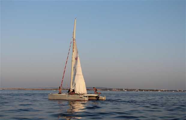 Catamaran Charter Ibiza - Ibiza Chrome