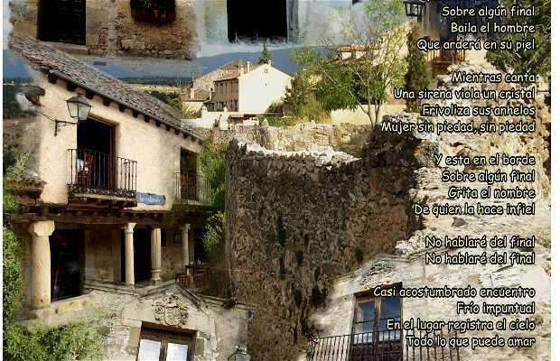 Narrow strees of Pedraza