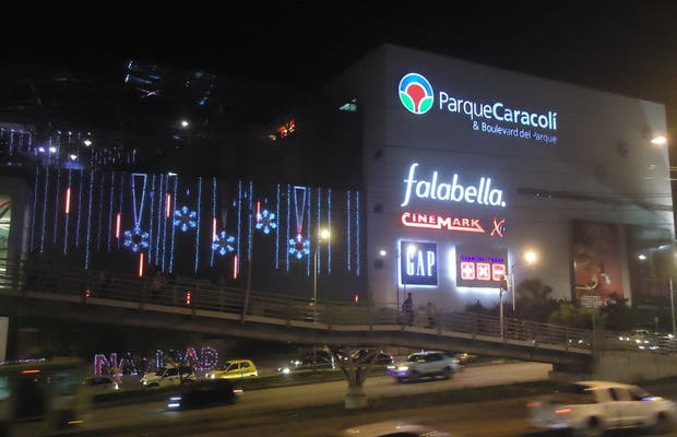 Parque Caracolí