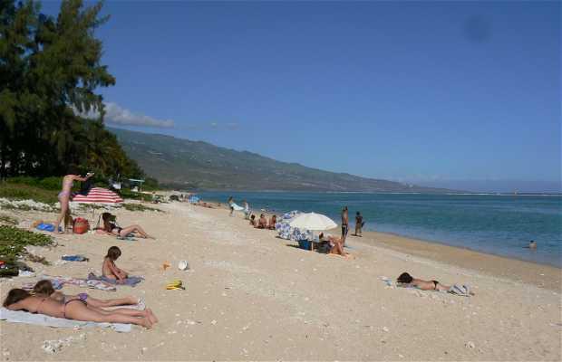 Playa Planche Alizé