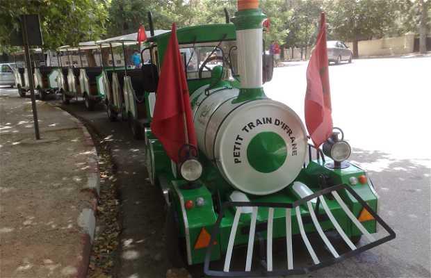 Petit Train Touristique d´Ifrane