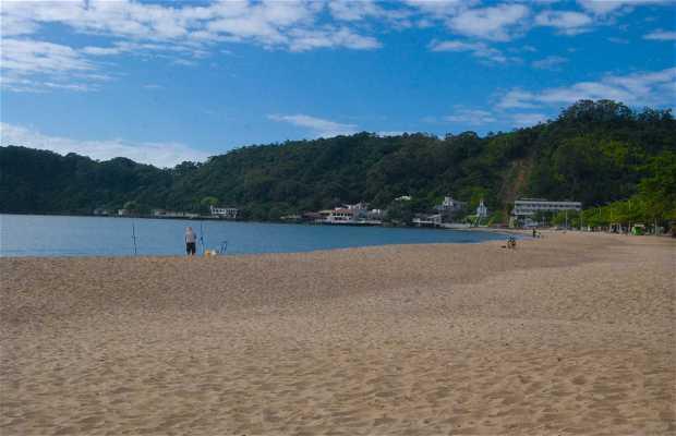 Praia Cabeçudas