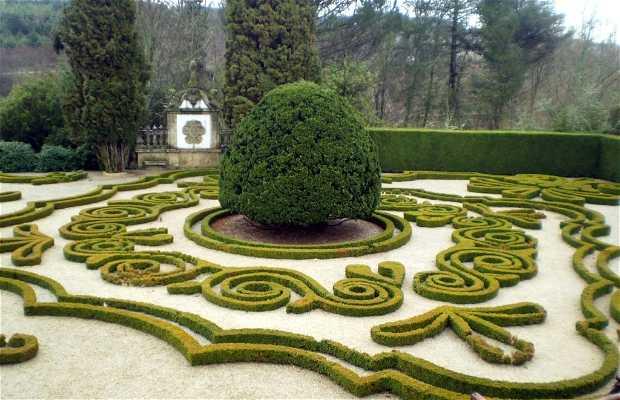 Mateus House Gardens