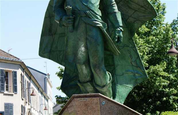 Estatua de Jean Talon