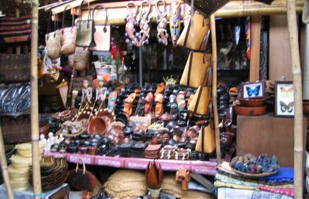 Mercado de Kuta