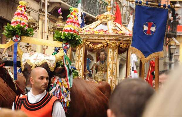 Festa de Sant'Efisio