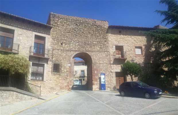 Puerta del Portal Mayor