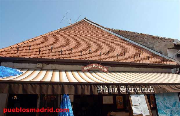 Vidám Szerzetesek (Szentendre) Restaurant
