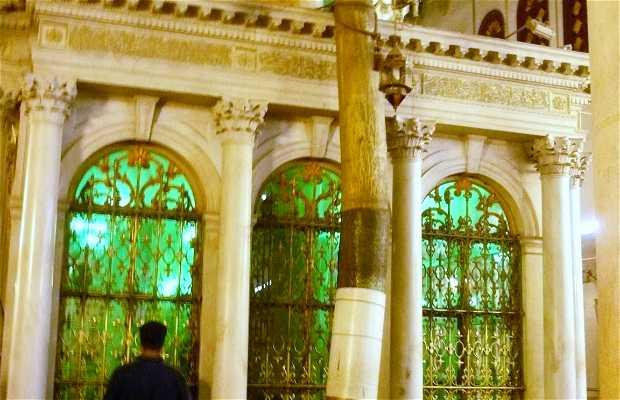 Oratorio della Moschea Omeya a Damasco