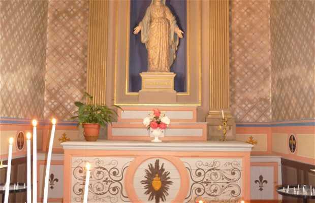 Iglesia de Saint-Louis de Chambord