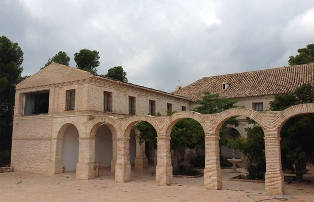 Casa de Cristo Moratalla