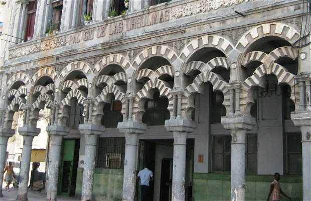 Palacio de las Ursulinas